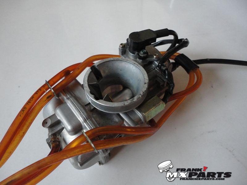 Keihin PWK 38 AirStriker carburetor - Frank! MXParts