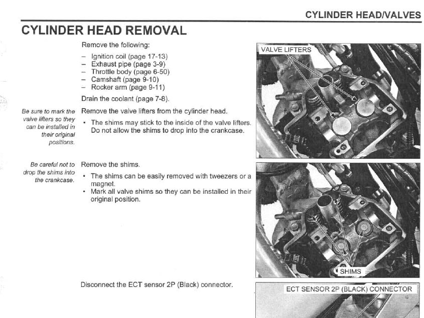Honda Crf450r Service Manual Free Download | Honda ...