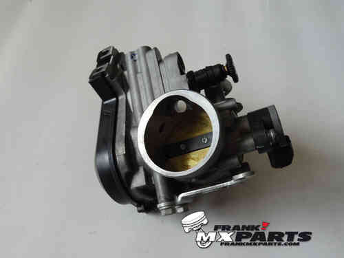 Fuel injection throttle body / 2011 KTM 350 SX-F
