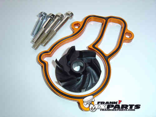 High flow waterpump cooler kit / 2005-2012 KTM 250 SX-F
