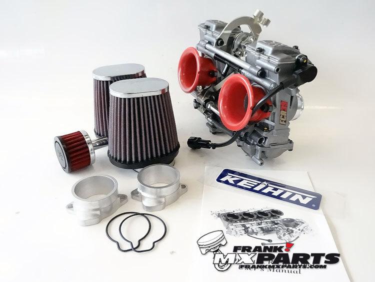 Keihin FCR 39 racing carburetor kit / Triumph Bonneville & Thruxton