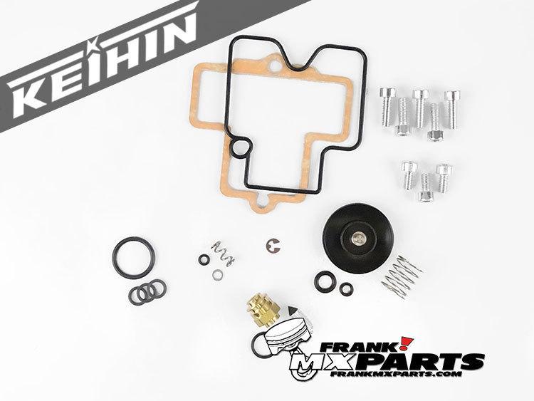 Keihin FCR carburetor rebuild kit #4 / Yamaha YZ400F WR400F YZF WRF 400