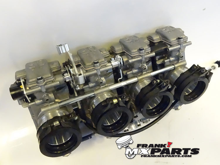 Keihin Fcr 41 Racing Carburetors Yamaha Yzf R1 Frank
