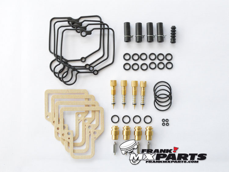 Mikuni RS flatslide racing carburetor rebuild kit 3