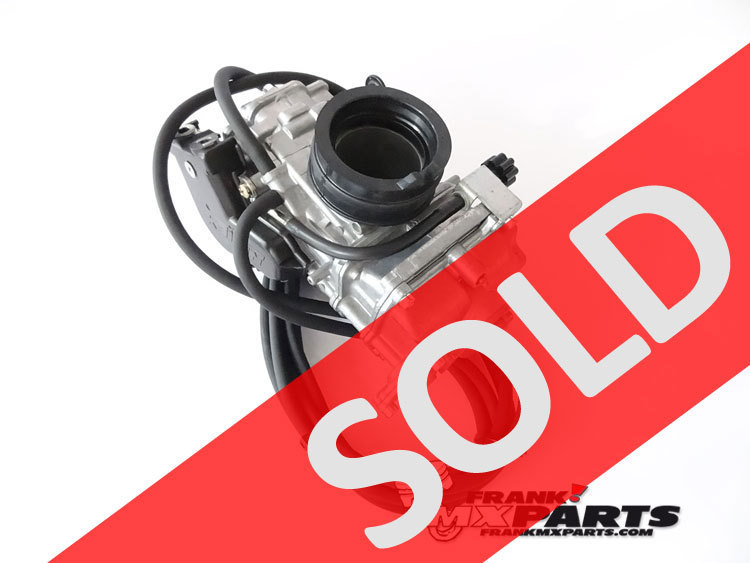 Keihin FCR MX 39 carburetor / Suzuki DR-Z400 upgrade kit