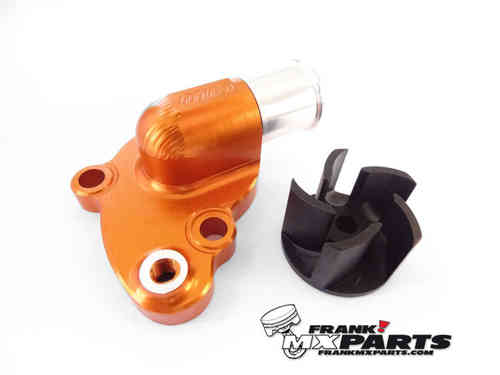 High flow waterpump cooler kit / 2003 - 2015 KTM SX 85