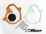 High flow waterpump cooler kit / KTM EXC EXC-R XCR-W XC-W 400 450 530 2008-2011