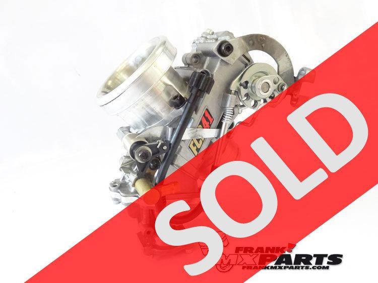 Downdraft Keihin FCR 41 flatslide racing carburetor w/ choke