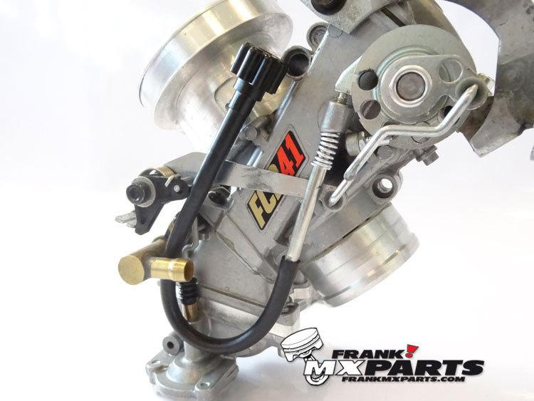 downdraft keihin fcr 41 flatslide racing carburetor w. Black Bedroom Furniture Sets. Home Design Ideas