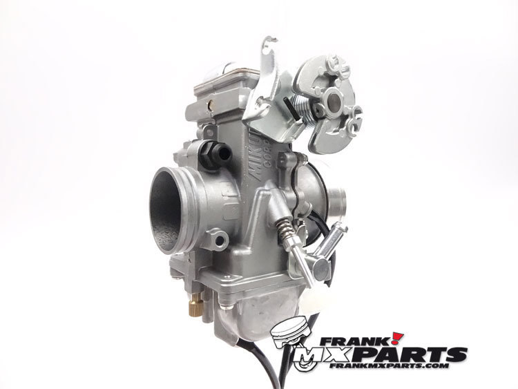 mikuni tm40 flatslide carburetor suzuki ltz 400 frank mxparts rh frankmxparts com Suzuki Z400 ATV 2000 Suzuki LTZ400