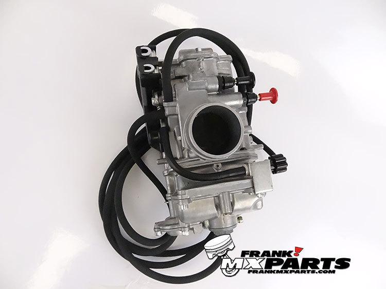 Keihin FCR MX 41 carburetor with choke & hotstar / KTM UPGRADE KIT