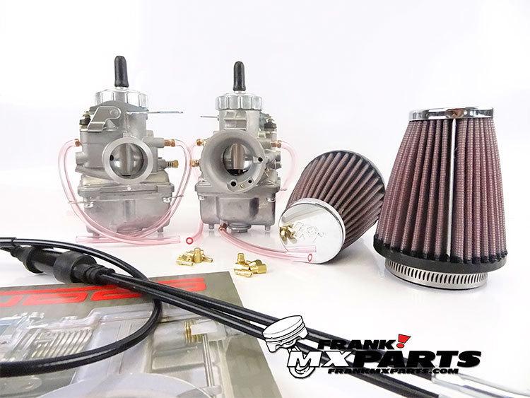 Mikuni VM30 roundslide carburetor kit / Honda CB CL 350 CB350 CL350