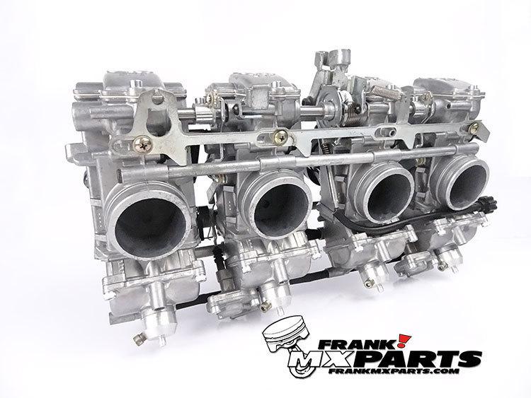 Keihin FCR 39 flatslide racing carburetors / Yamaha YZF750SP