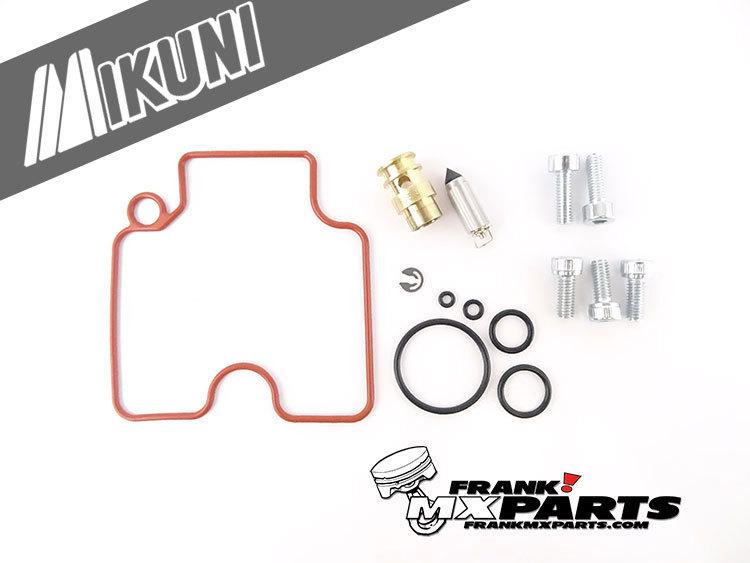 Rebuild kit / single Mikuni TMR flatslide carburetor
