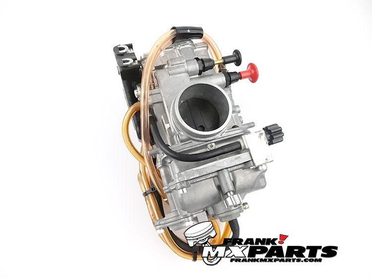 Keihin FCR MX 41 carburetor with choke & hotstart / KTM UPGRADE KIT
