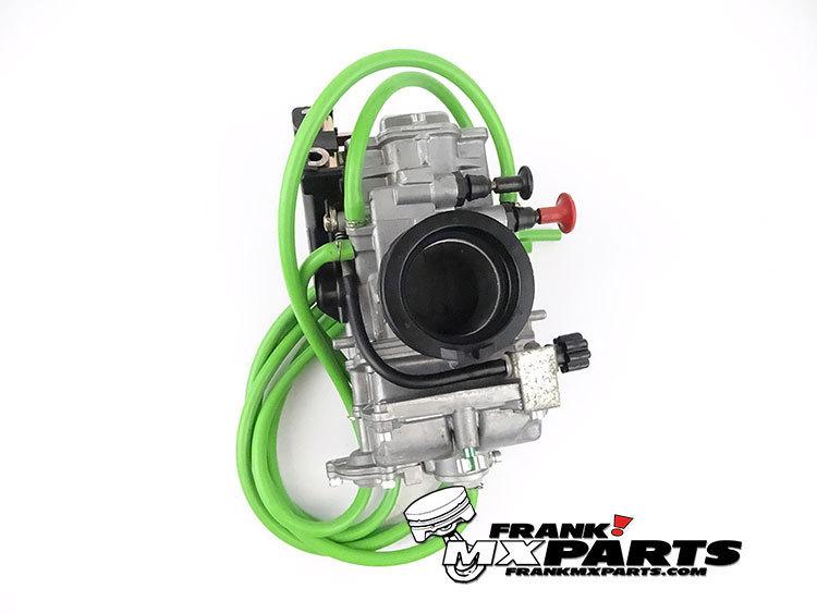 Keihin FCR MX 39 flatslide carburetor / Suzuki DR-Z400 DRZ 400 upgrade kit