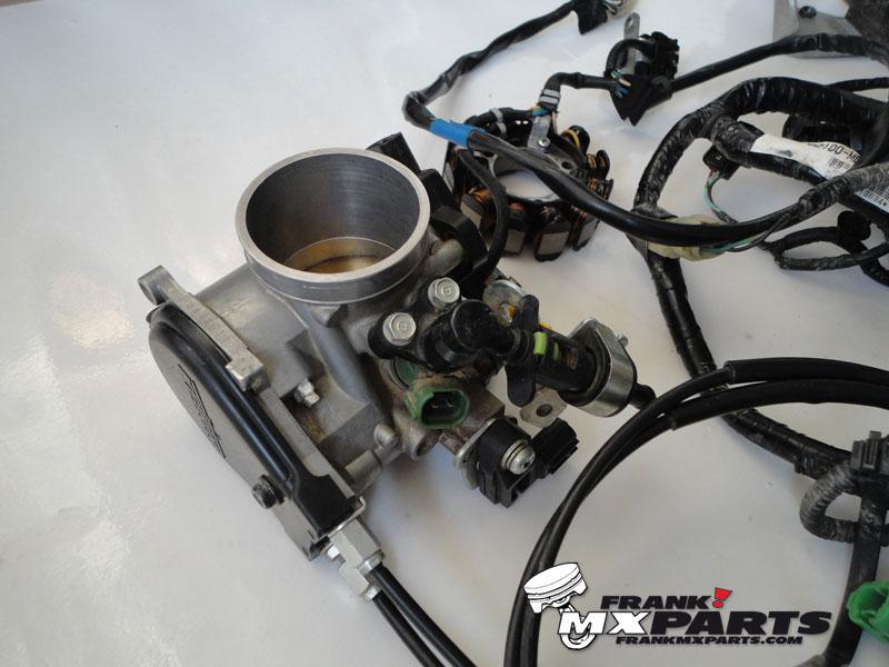 Fuel injection, fuel pump, etc. / 2009 Honda CRF450R - Frank! MXParts