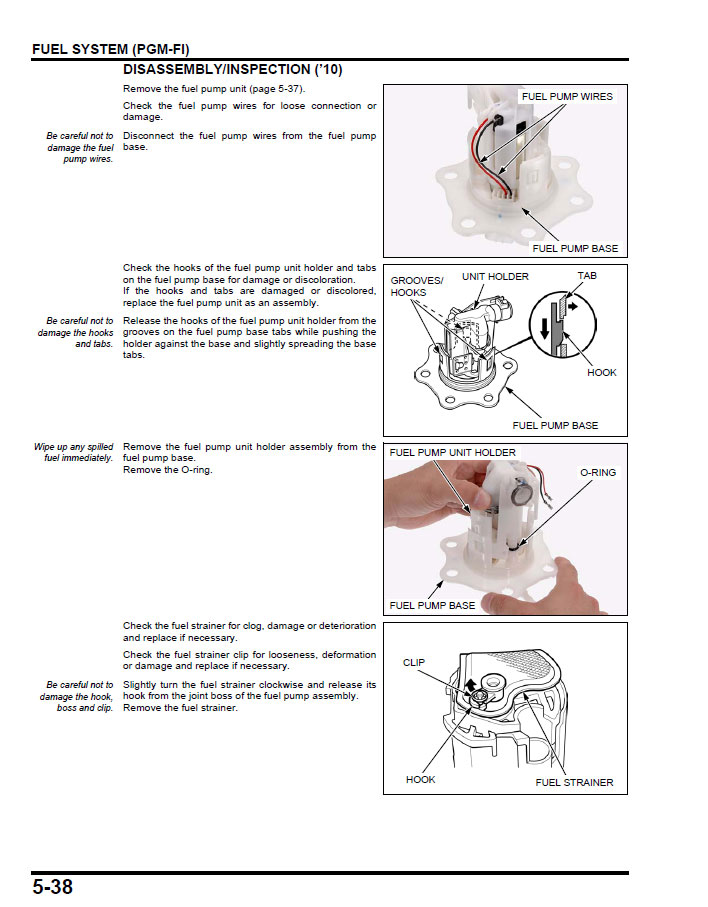 service manual 2010 2012 honda crf250r frank mxparts rh frankmxparts com 2012 crf250r service manual 2012 crf250r owner's manual pdf