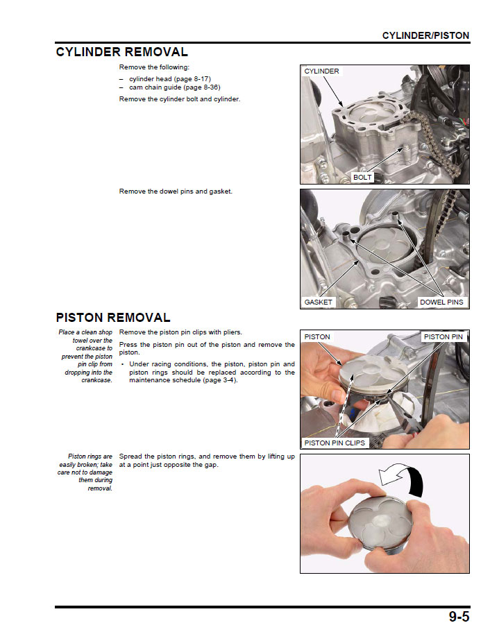 service manual 2010 2012 honda crf250r frank mxparts rh frankmxparts com 2012 honda crf250r service manual 2012 crf250r owner's manual pdf