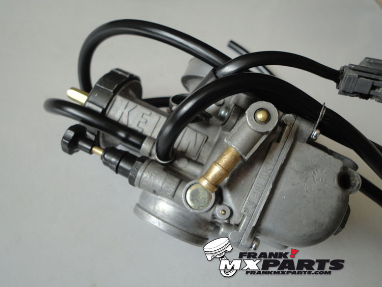 Keihin PJ 38 carburetor / 1998 Honda CR250R - Frank! MXParts