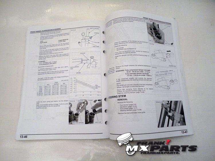 05 Honda Crf250r Manual