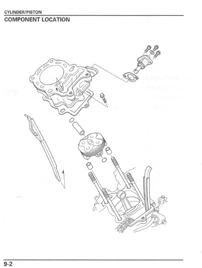 ignition wiring diagram 2009 honda 230 crf crf 150 wiring
