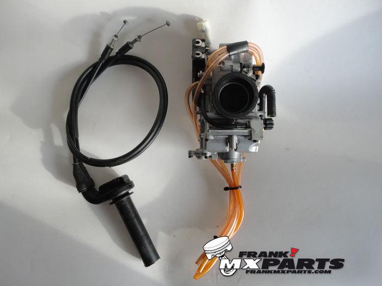 Keihin FCR MX 39 carburetor / KTM - Frank! MXParts