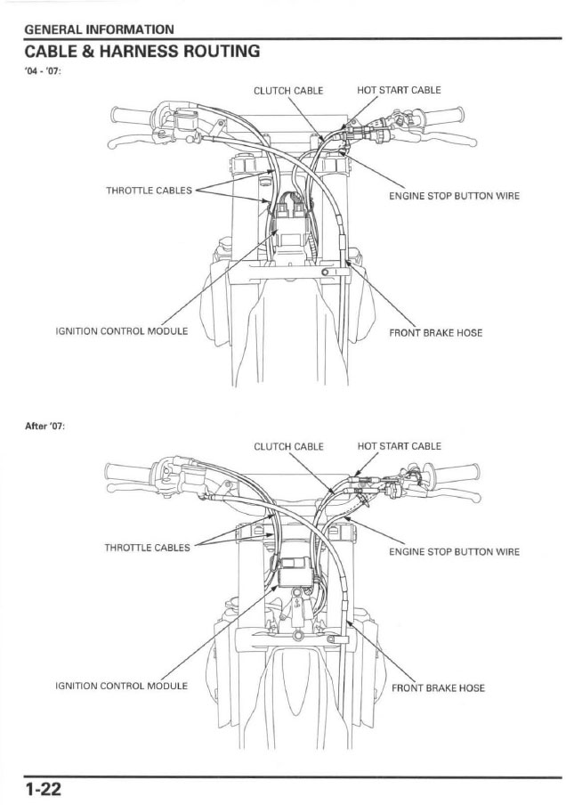 honda crf 250 engine diagram html