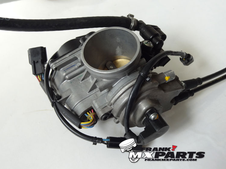 Fuel injection throttle body / 2009 KTM 690 SMC - Frank! MXParts