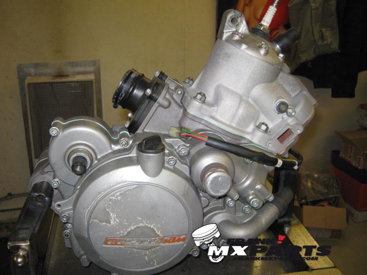 2011 KTM SX 125 engine - Frank! MXParts