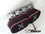 PX air filters / Keihin FCR racing carburetors