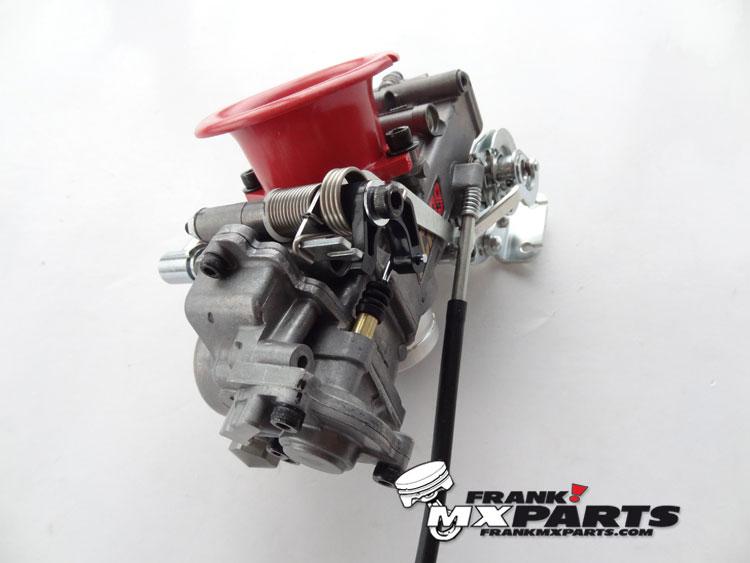 Keihin FCR 39 flatslide racing carburetor * NEW - Frank! MXParts