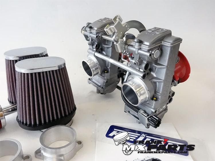 Keihin Fcr 39 Racing Carburetor Kit Triumph Bonneville Thruxton