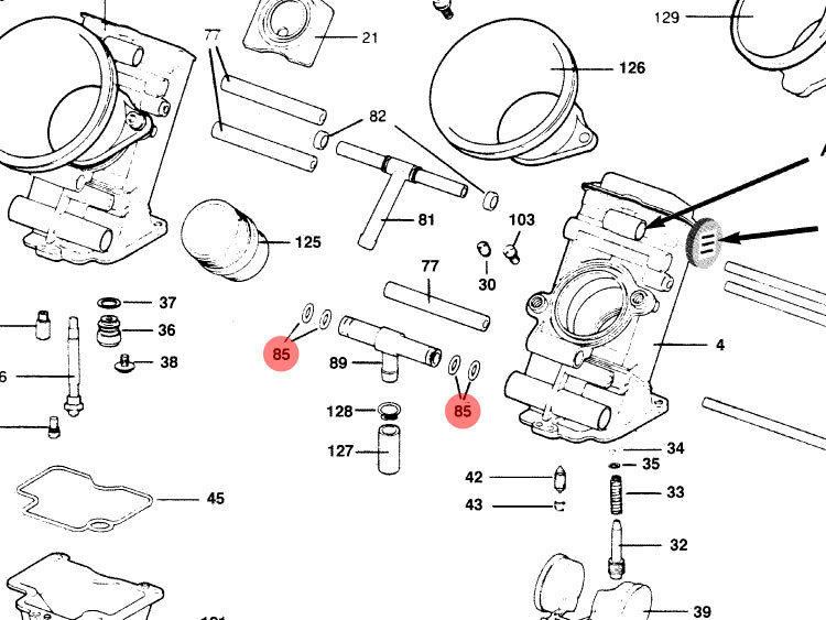 Vacuum Diagram Honda Ef on Honda Single Cylinder Engine