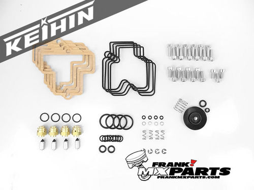 Keihin FCR flatslide racing carburetor rebuild kit #3