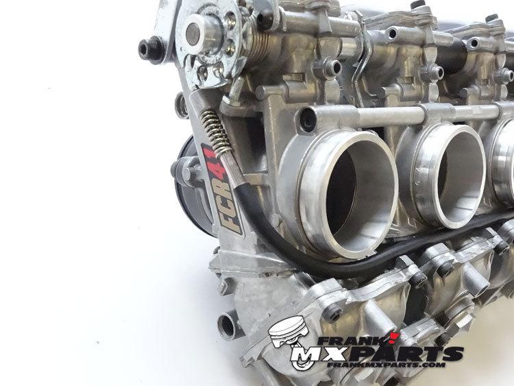 Keihin FCR 41 racing carburetors / Kawasaki ZX7 ZX9 - Frank
