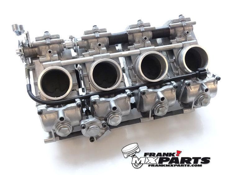 Keihin FCR 41 racing carburetors / Kawasaki ZX7 ZX9 - Frank! MXParts