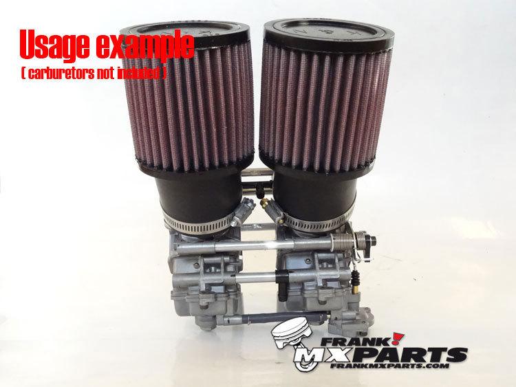 Kn Filters Kit For Ducati Monster