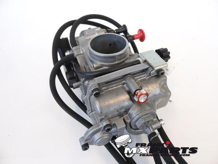 keihin fcr mx 41 carburetor with tps ktm upgrade kit. Black Bedroom Furniture Sets. Home Design Ideas