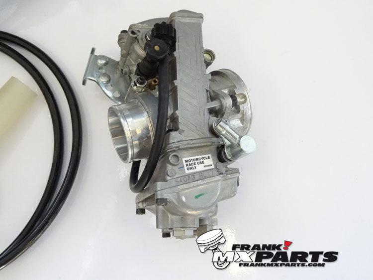 Keihin FCR 39 racing carburetor / Suzuki DRZ 400 UPGRADE KIT