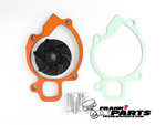 High flow Wasserpumpen Cooler Kit / KTM SX EXC SXS SMR 250 450 525 540 560 2000-2007