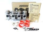 Keihin FCR 41 flatslide racing carburetors / air/oil-cooled Suzuki GSXR 750 1100