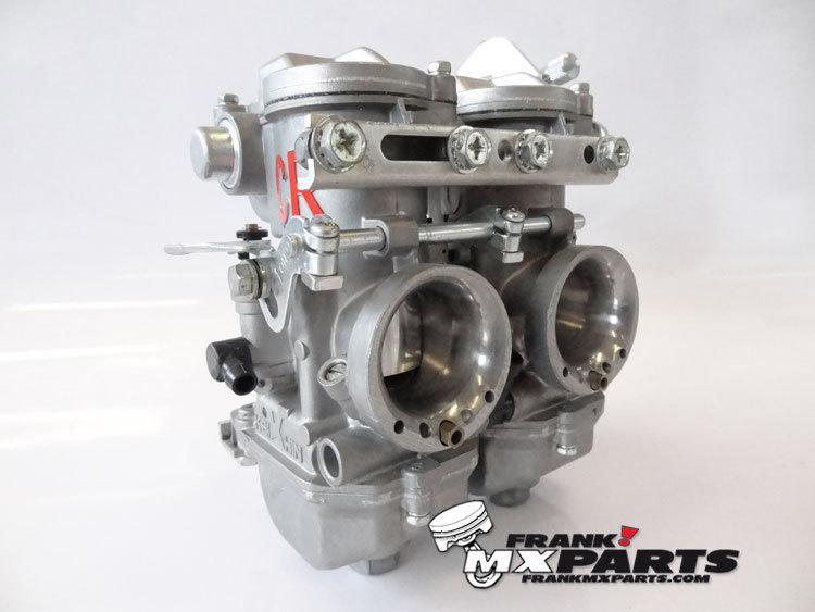 Keihin CR 31 special roundslide carburetors Kawasaki EX250