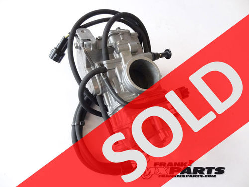 Keihin FCR MX 39 carburetor with TPS & ACV / KTM UPGRADE KIT