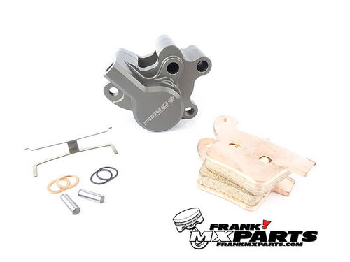 CNC machined 2-piston rear brake caliper kit KTM SX 65 85 2004-2018