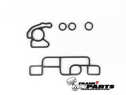 Mid body gasket kit #4 / Keihin FCR flatslide racing carburetor