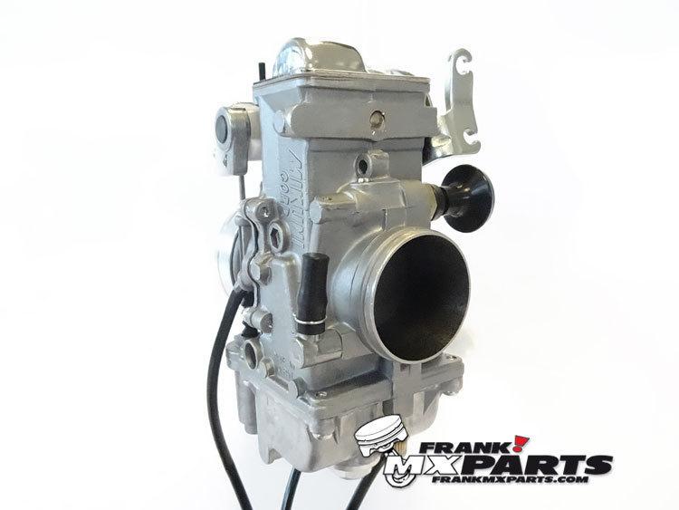 Mikuni TM40 flatslide carburetor / Suzuki DRZ 400 DR-Z400