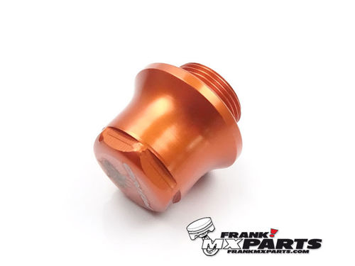 Float bowl drain bolt extra deep / KTM SX65