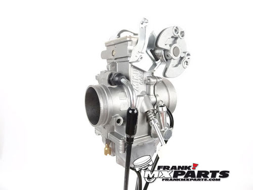 Mikuni TM40 flatslide racing carburetor
