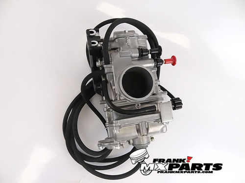Keihin FCR MX 41 carburetor with choke & hotstar / KTM UPGRADE KIT